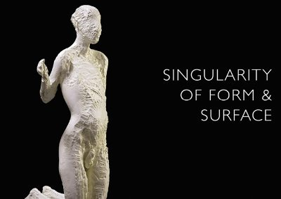 Manuel Neri Singularity of Form and Surface
